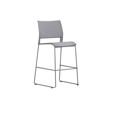 TIPO BARSTOOL W. POLYPROP SEAT AND BACK