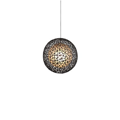 C U C ME ROUND LARGE SUSPENSION LAMP