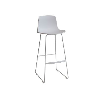 LOTTUS SLED COUNTER STOOL