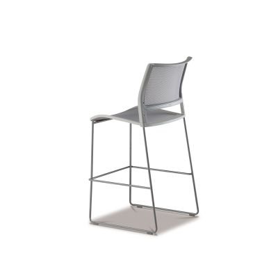 TIPO BARSTOOL W. MESH SEAT AND BACK