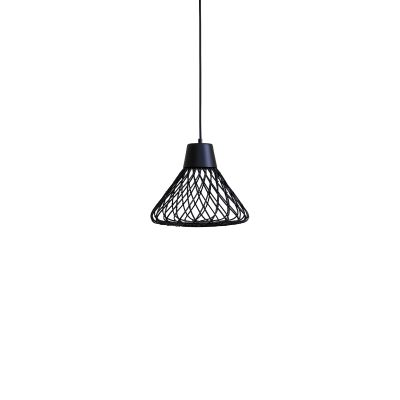 TWINE TALL LARGE SUSPENSION LAMP